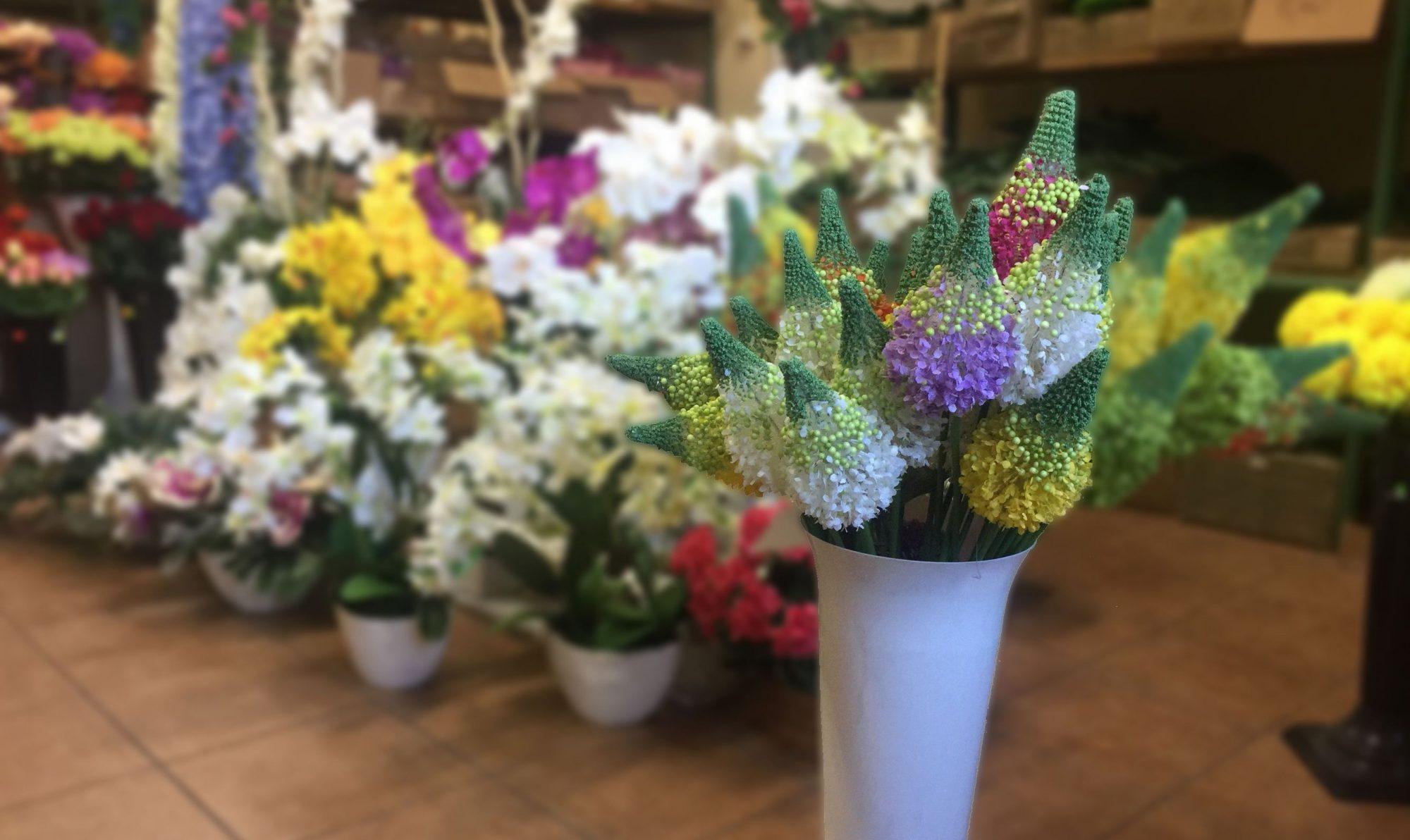 Importer Kwiatów Sztucznych z Fabryk Chińskich